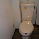 トイレももちろん専用。