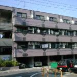 福岡大学生専用マンション 南向き日当たり良好!